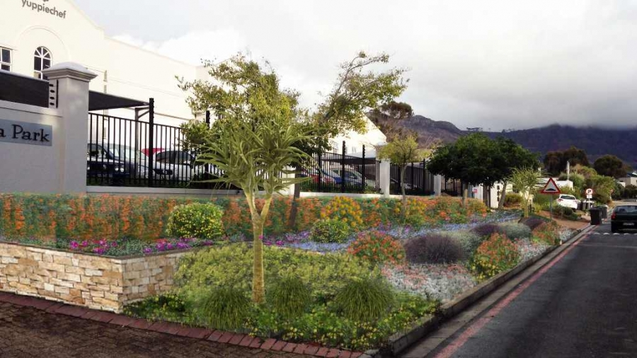 Yuppy Chef_render Rose Buchanan Landscape design